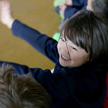 Educação Infantil - Corpo, gestos e movimentos