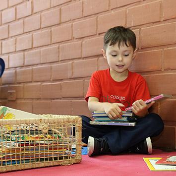 Educação Infantil - Escuta, fala, pensamento e imaginação