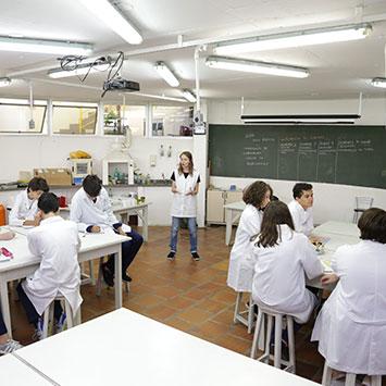 Ensino Médio - Ciências da Natureza